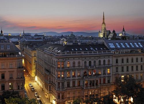 Ritz Carlton, Vienna - 2