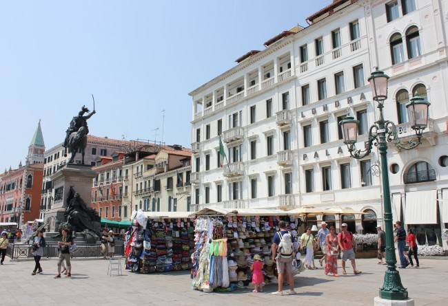 IMG_5706 - Venice, Italy - Hotel Londra (Ruby Princess Cruise)