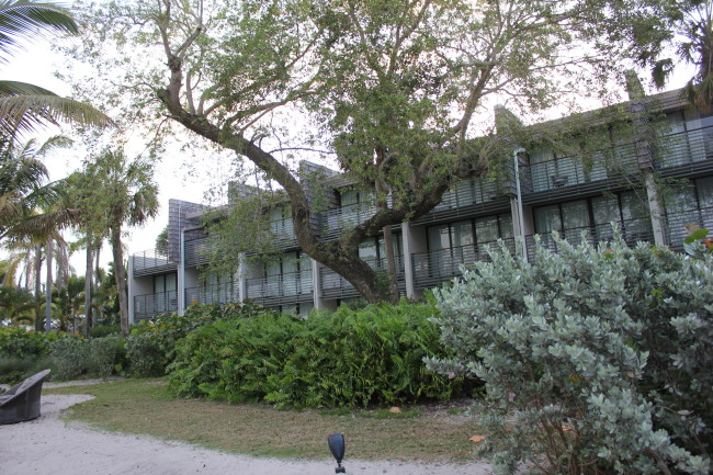The Club Med Sandpiper Bay - 3-story building