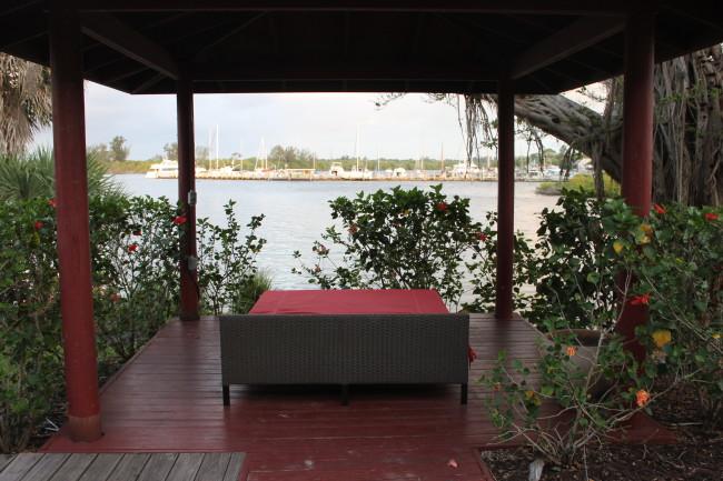 The Club Med Sandpiper Bay - longe