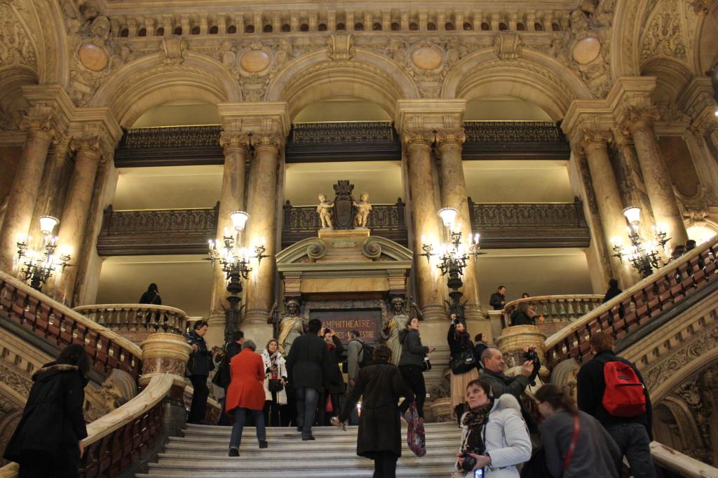 IMG_7677 Palais Garnier Paris Opera House