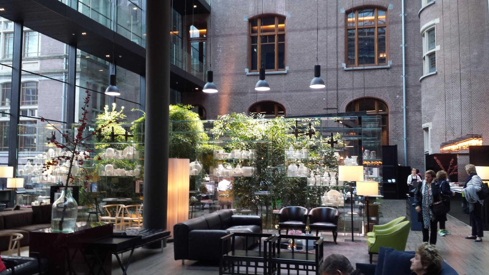 20141003_084511 The Conservatorium Hotel
