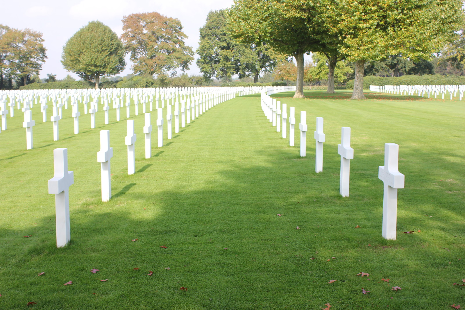 IMG_9205 Netherlands American Cemetery