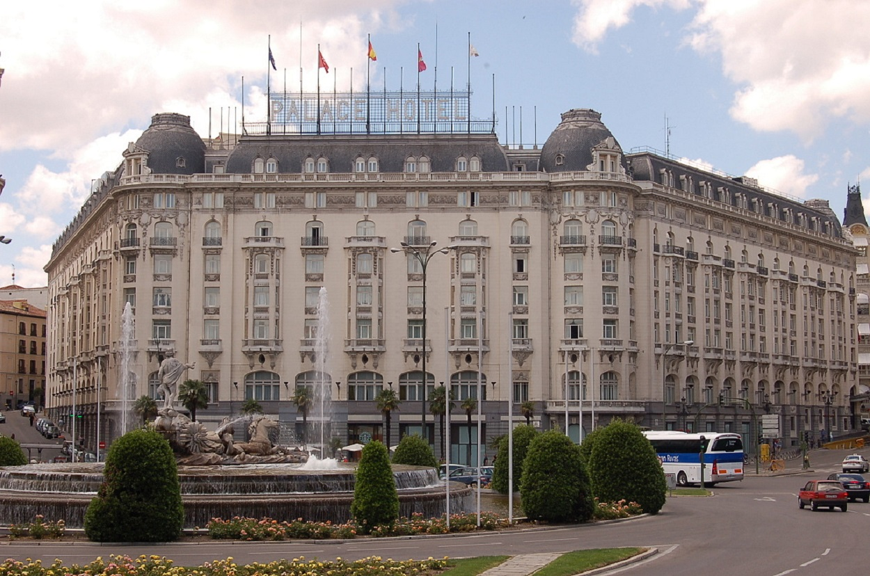 Westin Palace Madrid from en.wikipedia.org