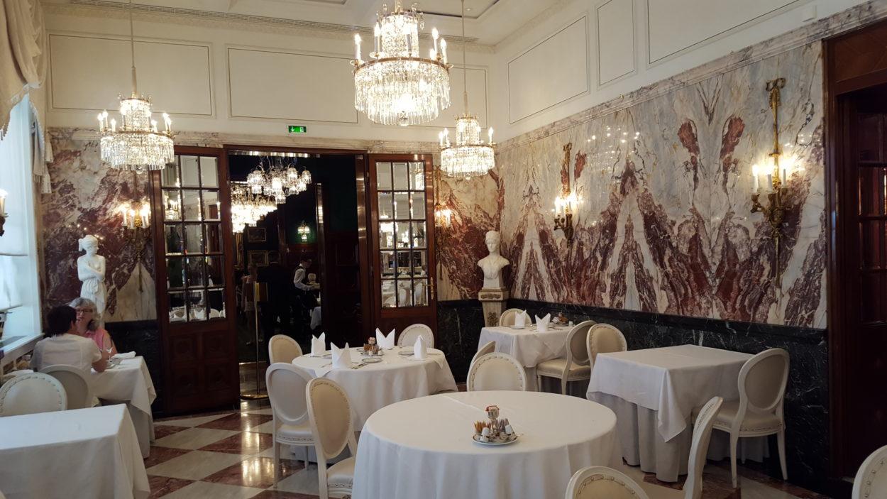 Hotel Sacher Vienna Dining
