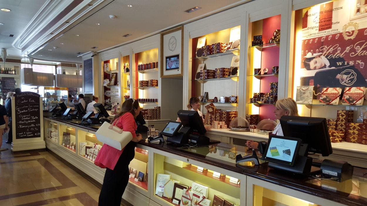 Hotel Sacher Vienna - Store