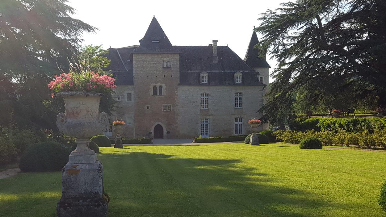 Château de la Treyne